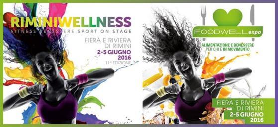Foodwell - Rimini Wellness 2016