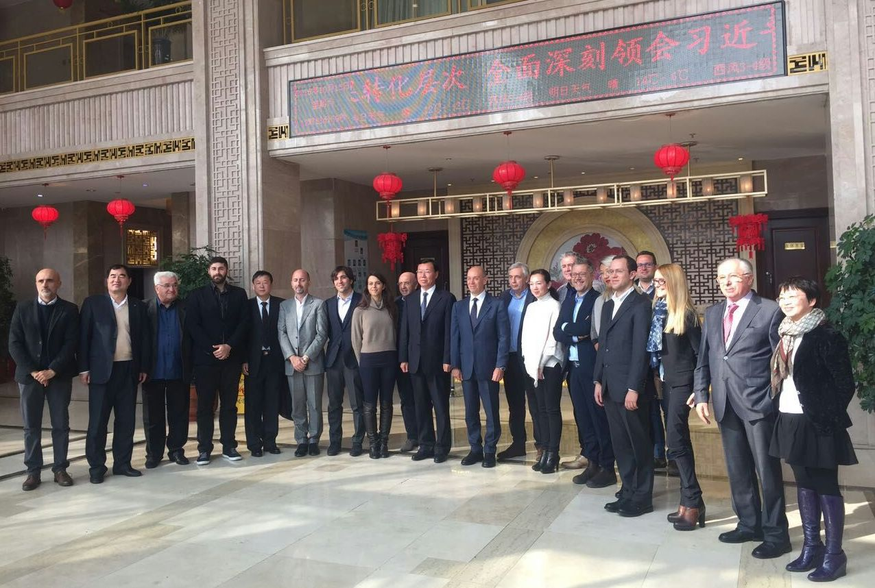 Missione FiberPasta in Cina