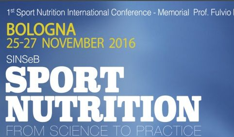 Congresso International Sport Nutrition
