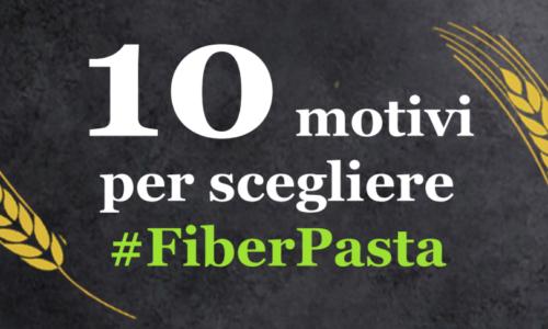 10 motivi per scegliere FiberPasta